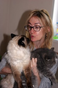 Weird Cat Lady